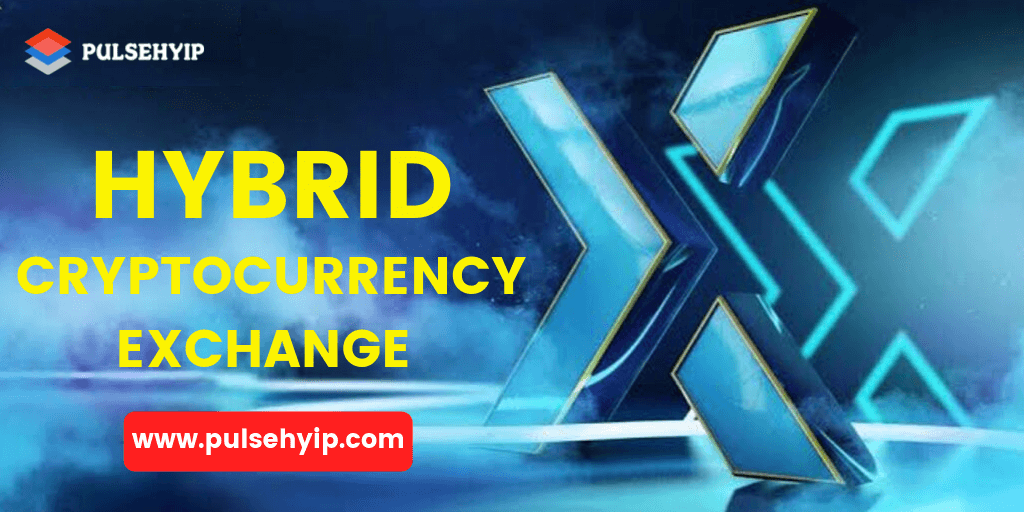 Hybrid Cryptocurrency Exchange Development