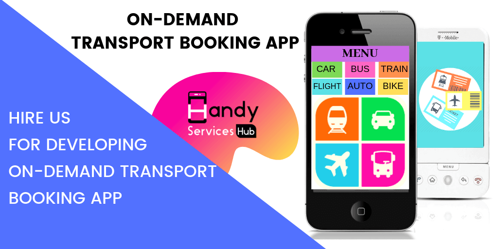 Hire On Demand Transport Booking App Solution Providers