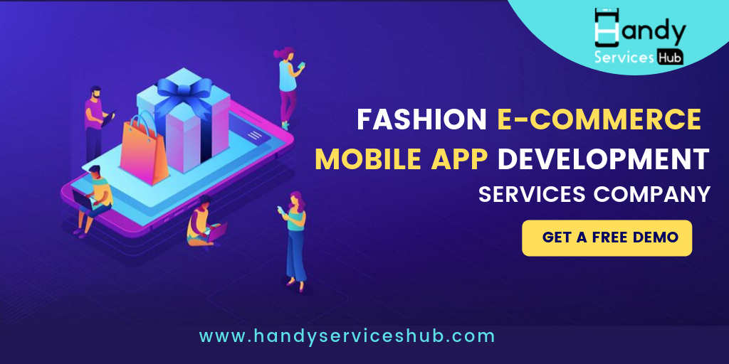 Fashion Ecommerce Mobile App Development Company