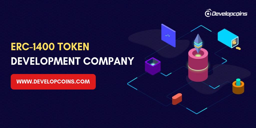 ERC-1400 Token Development Company