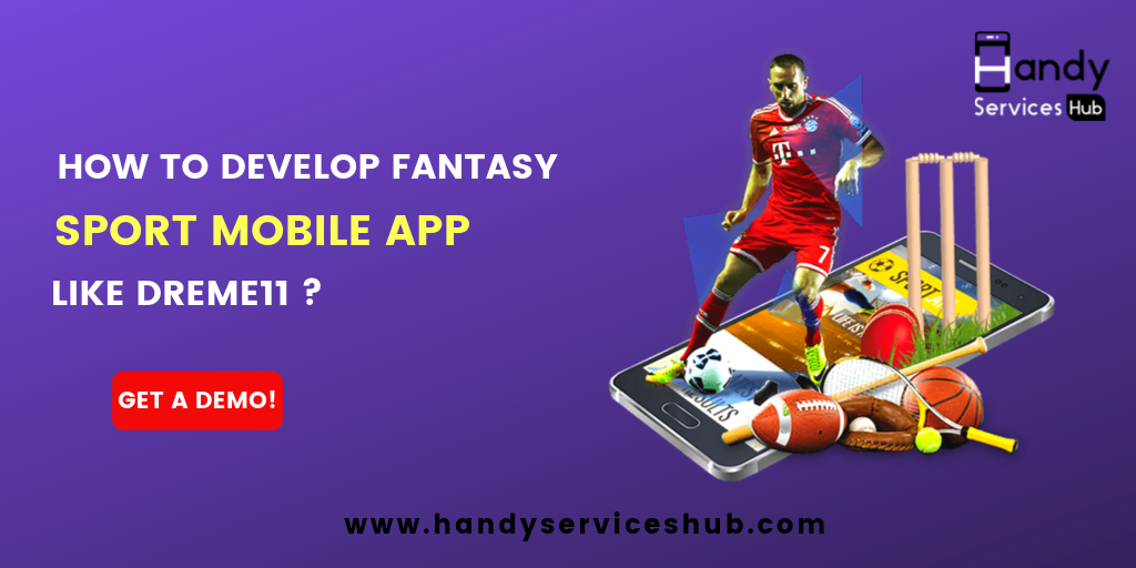 How to develop a Cricket Fantasy Sports Mobile App like Dream11?