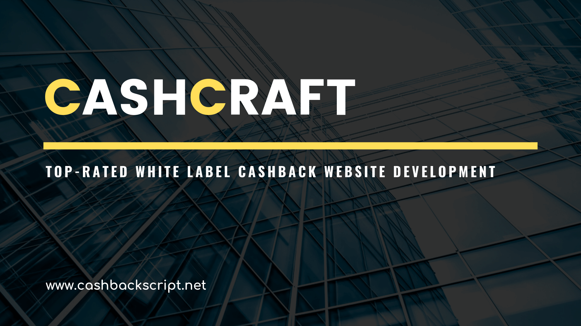 White Label Cashback Website Development Company