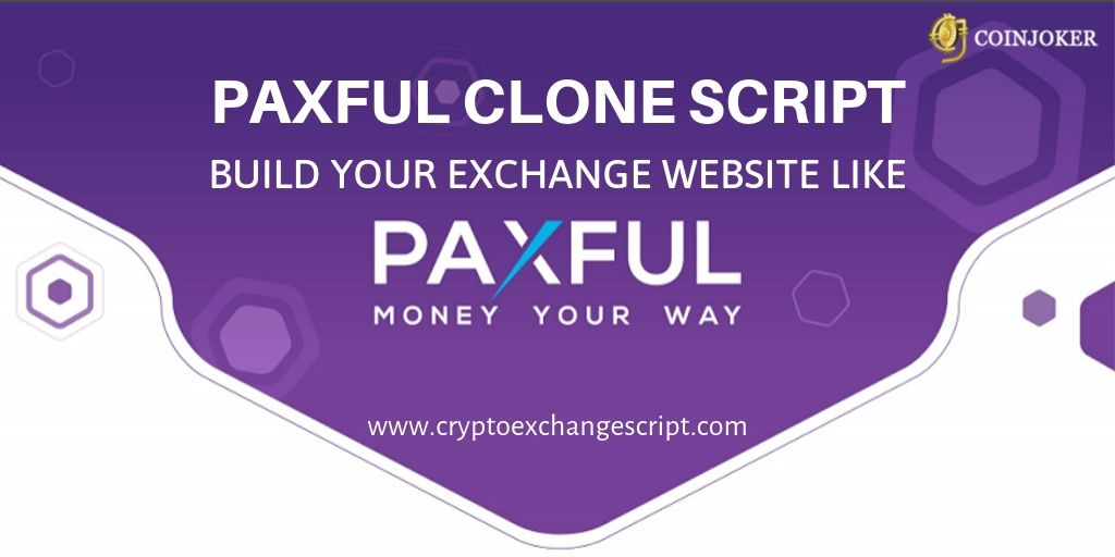 Paxful Clone Script- Build website like popular paxful exchange !