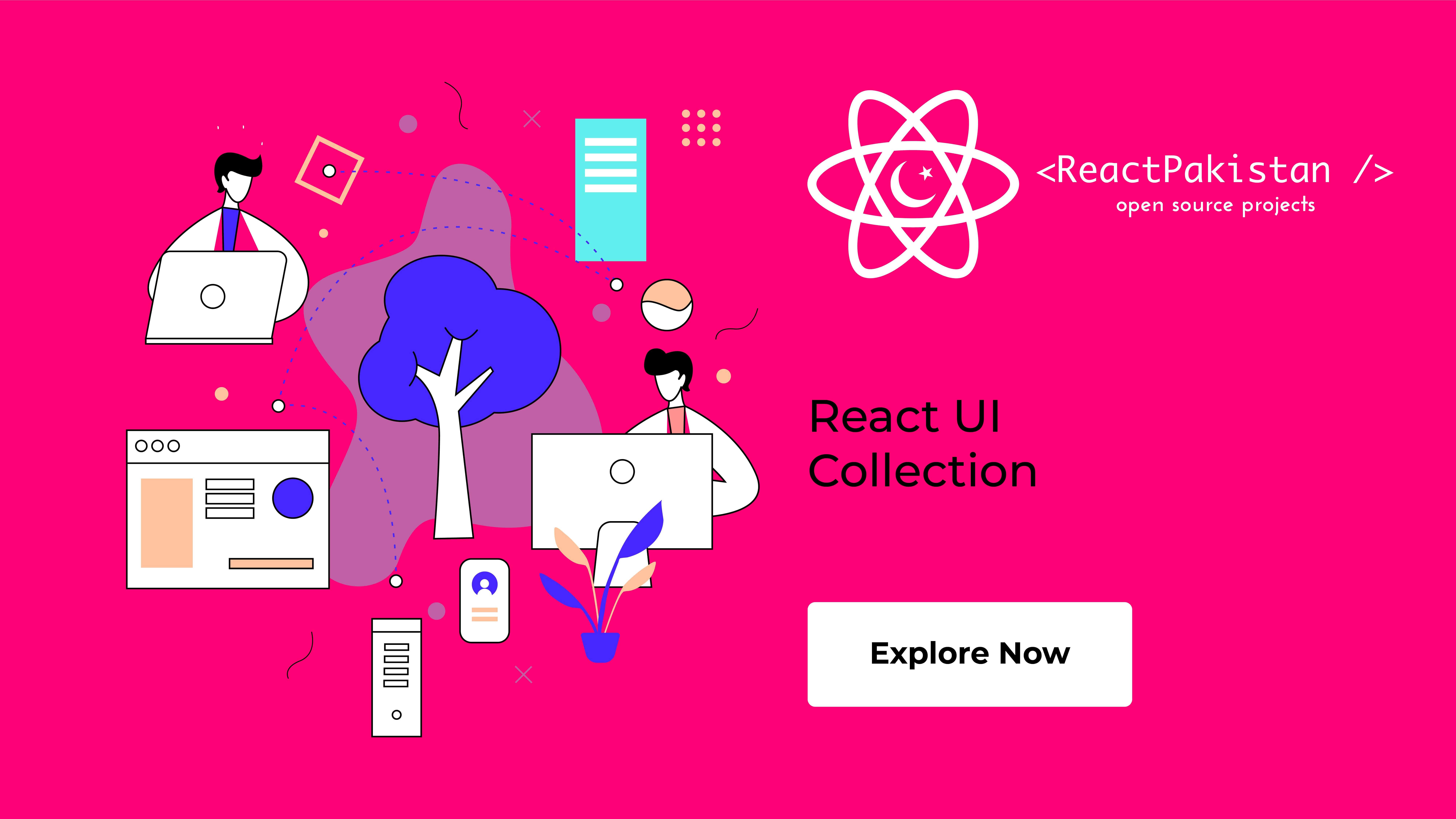 React Pakistan - React UI Collection