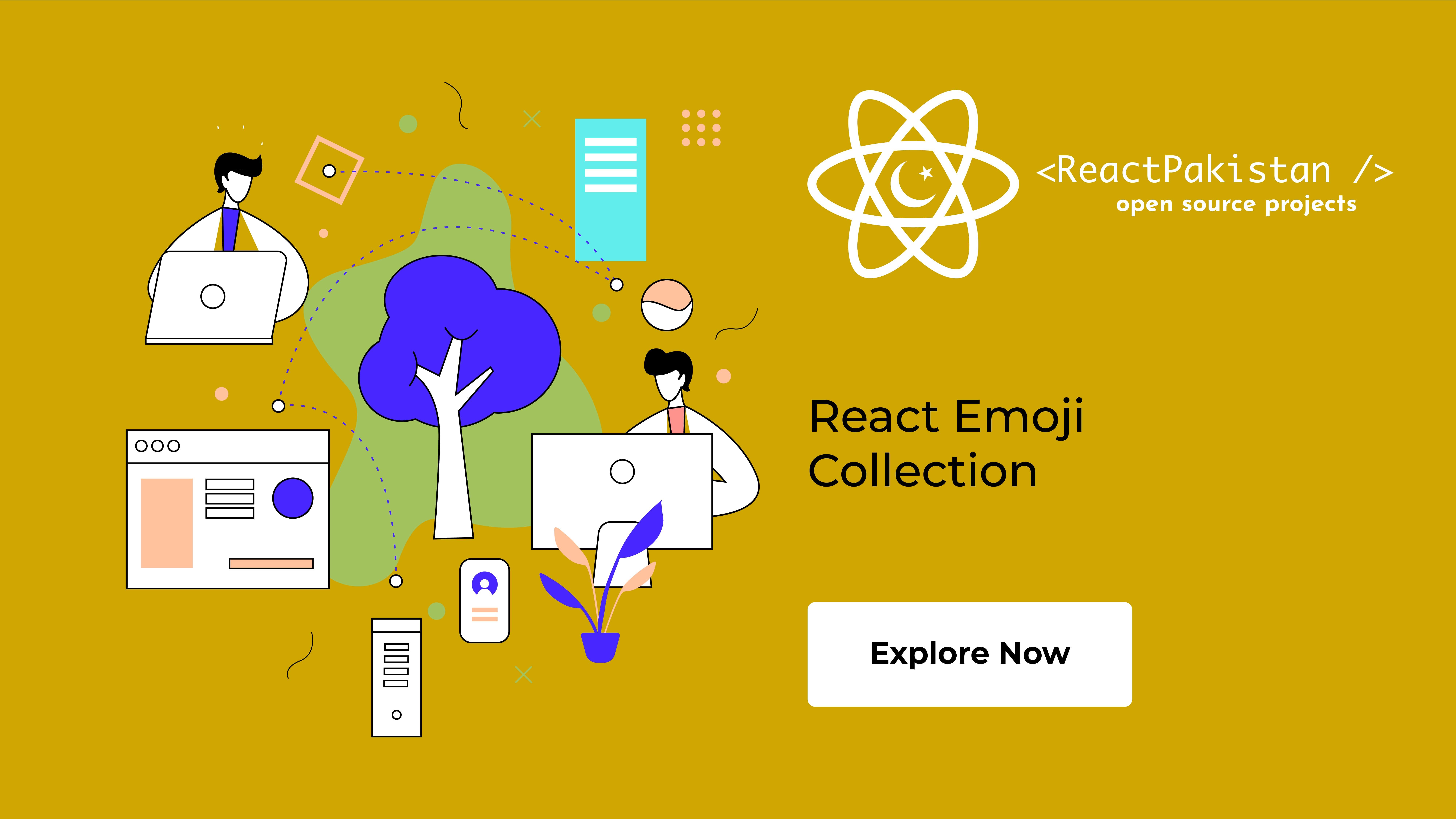 React Pakistan - React Emoji Collection