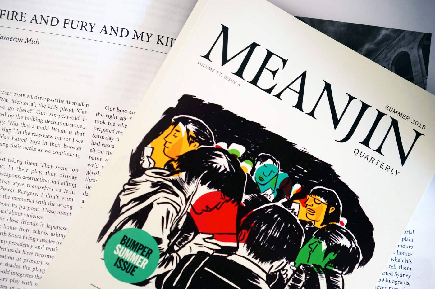 Meanjin cover