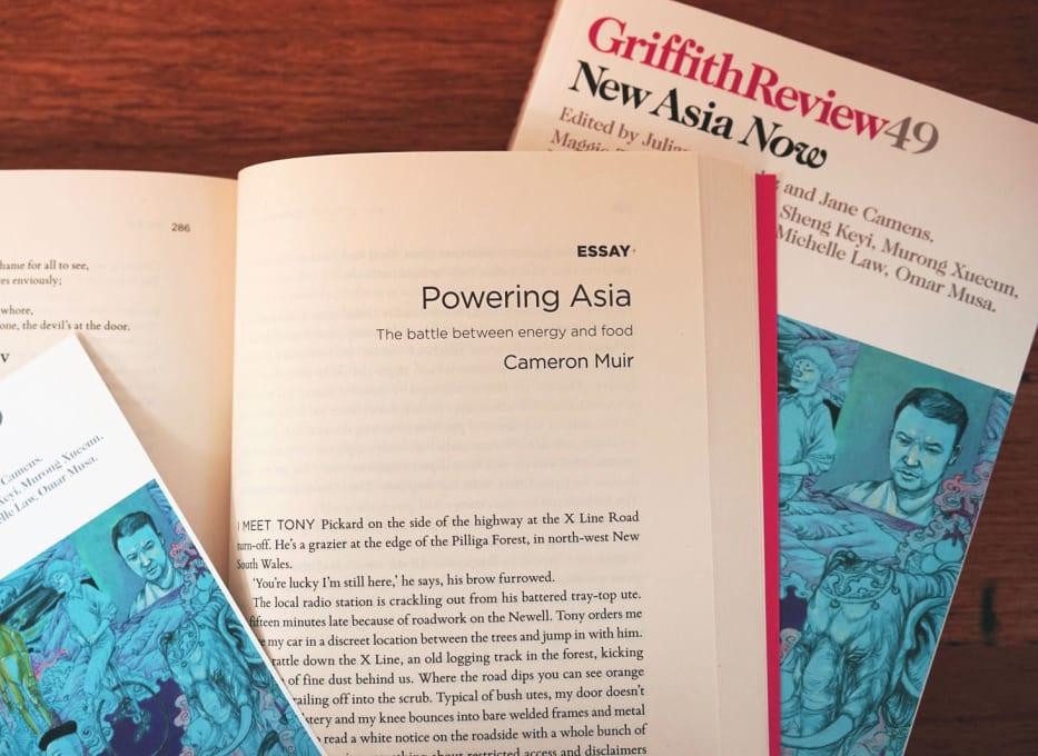 New Asia Now. Powering Asia