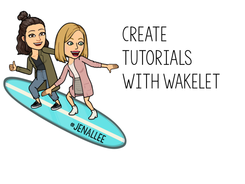 Creating Tutorials with Wakelet - Wakelet