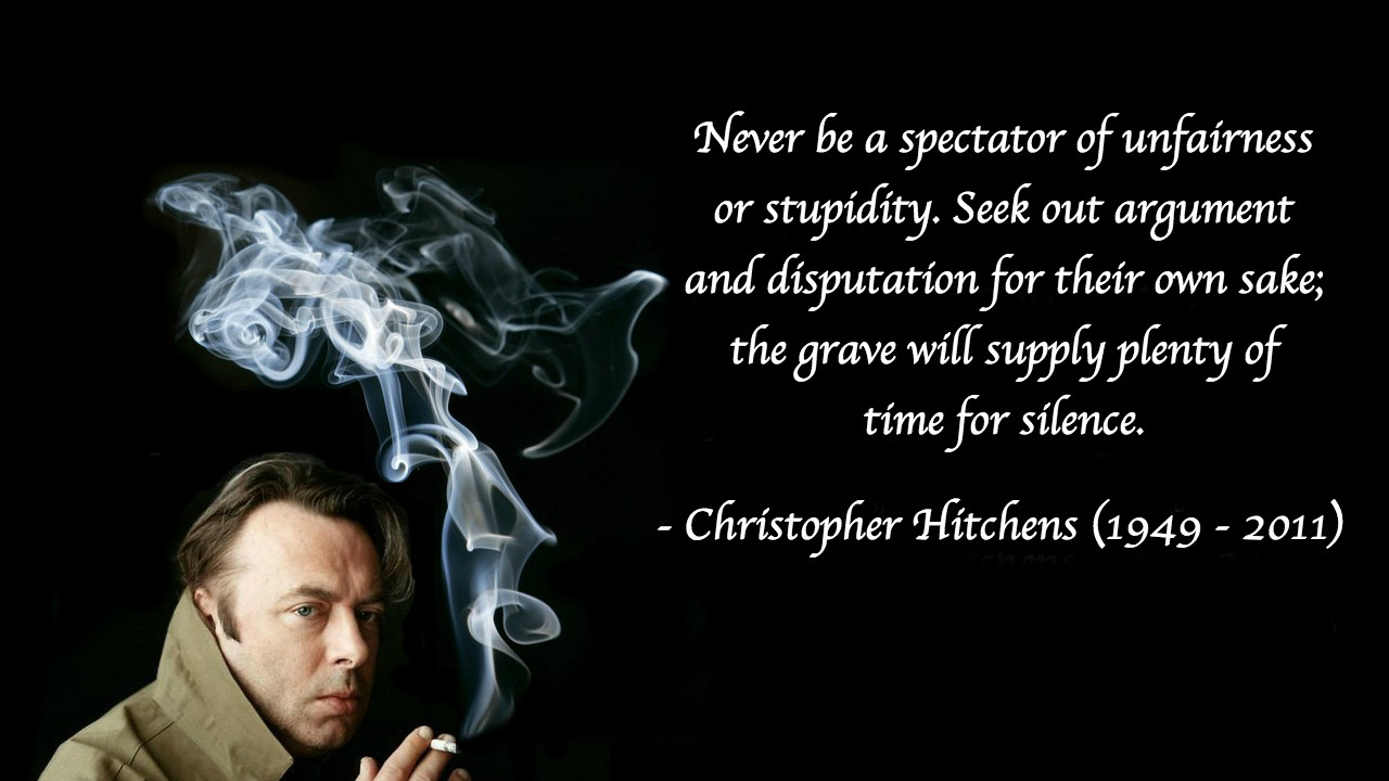 Best Memes and Quotes by Christopher Hitchens - Wakelet