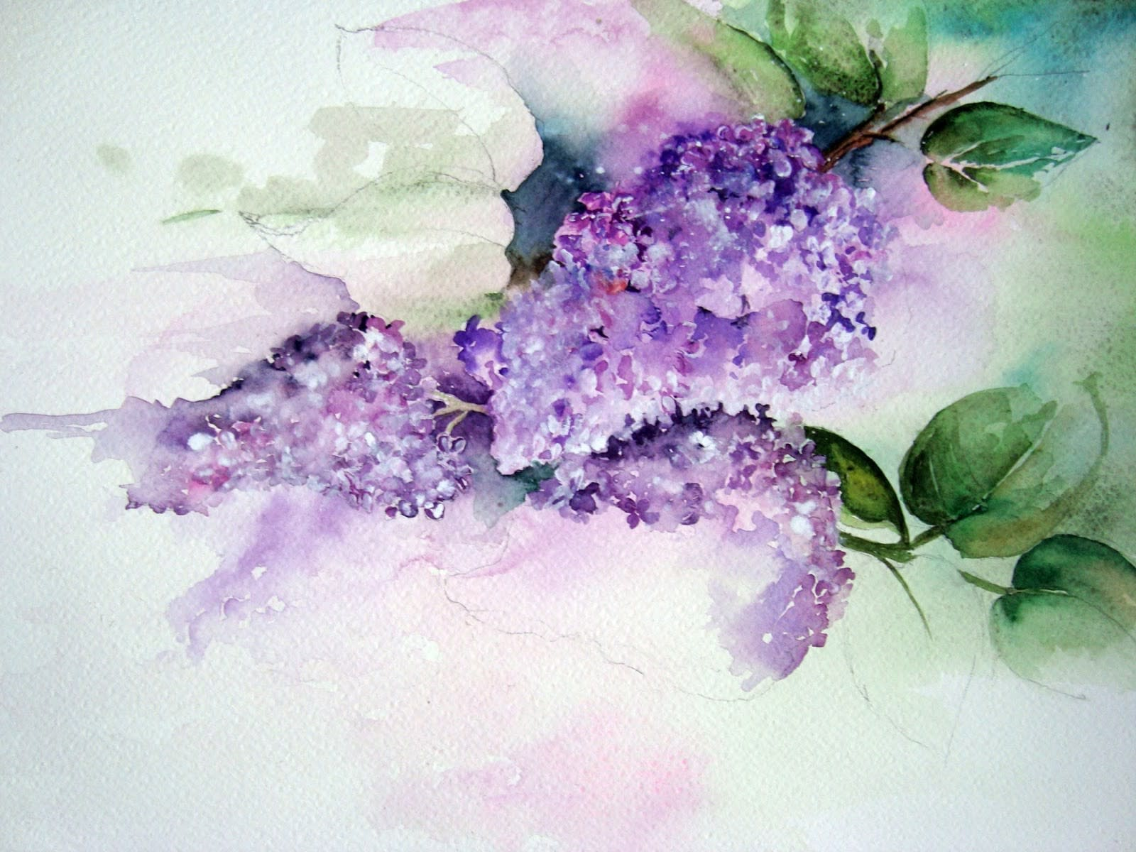 Wakelet 10 Ways Of Painting Flowers With Watercolor Wake