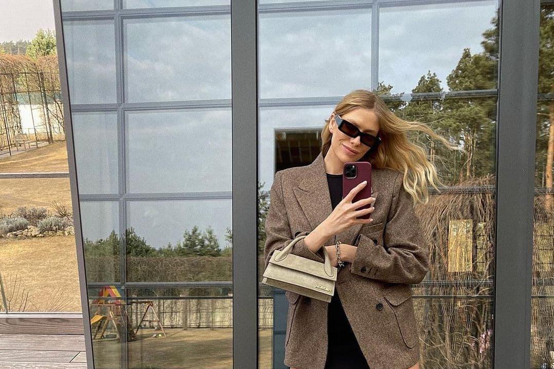 Елена Перминова стала матерью в четвертый раз