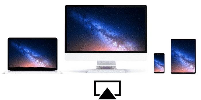 AirPlay iPhone Mac verbinden