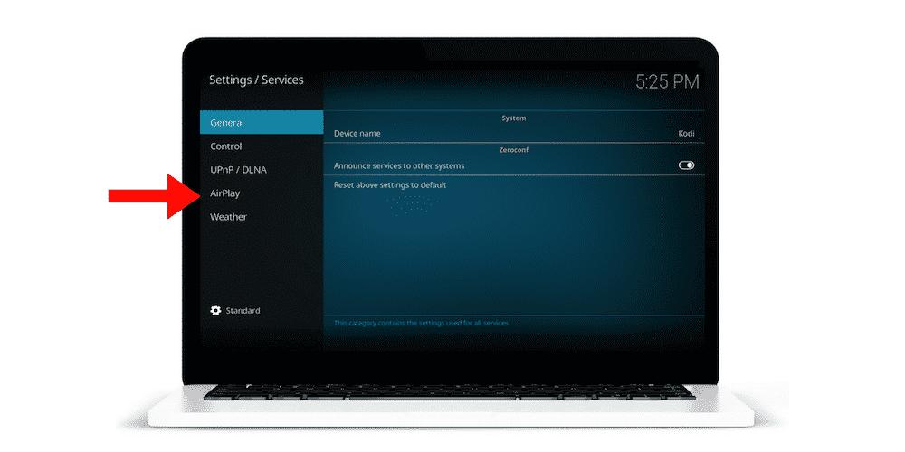 AirPlay-Windows-Kodi-Screenshot