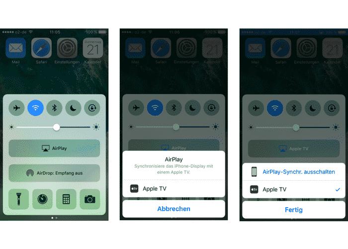 AirPlay-iPhone-verbinden