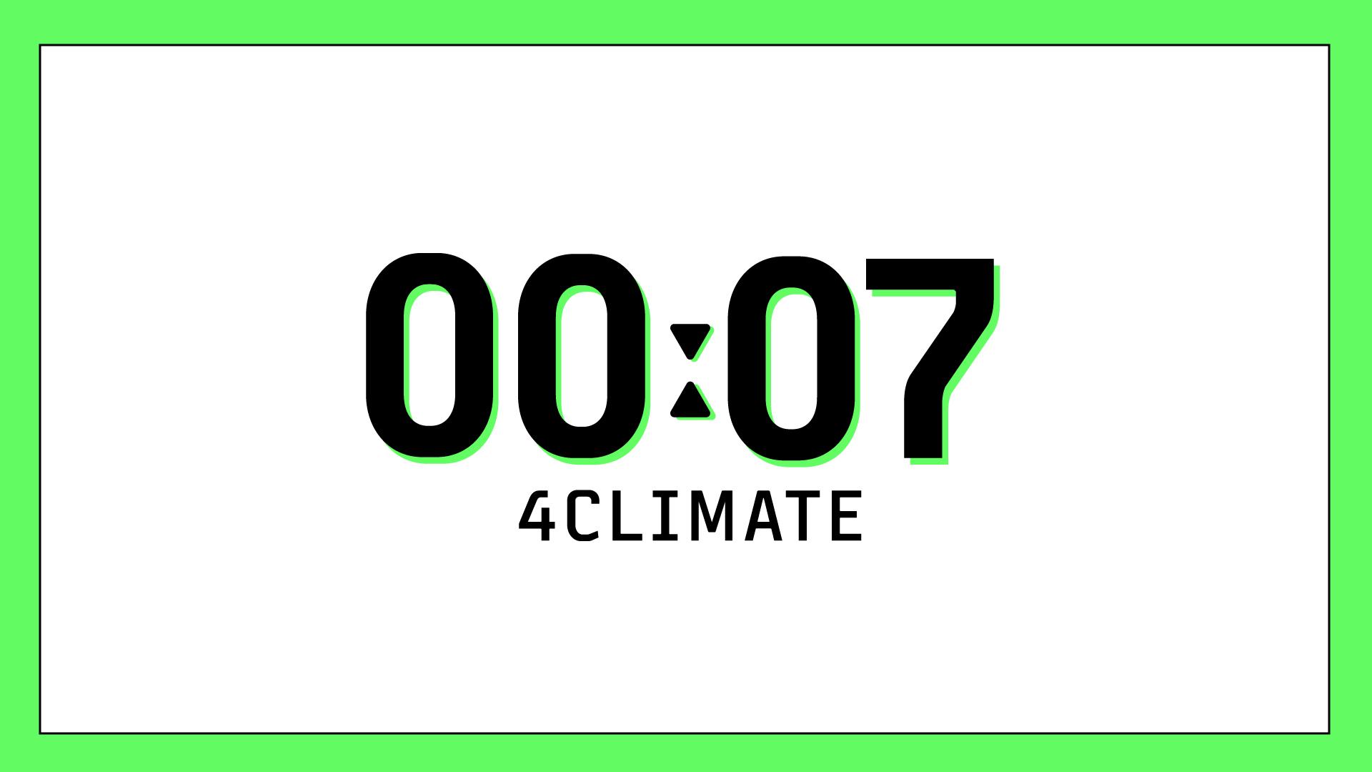 Westerdals Institutt for Kommunikasjon og Design - 7seconds4climate