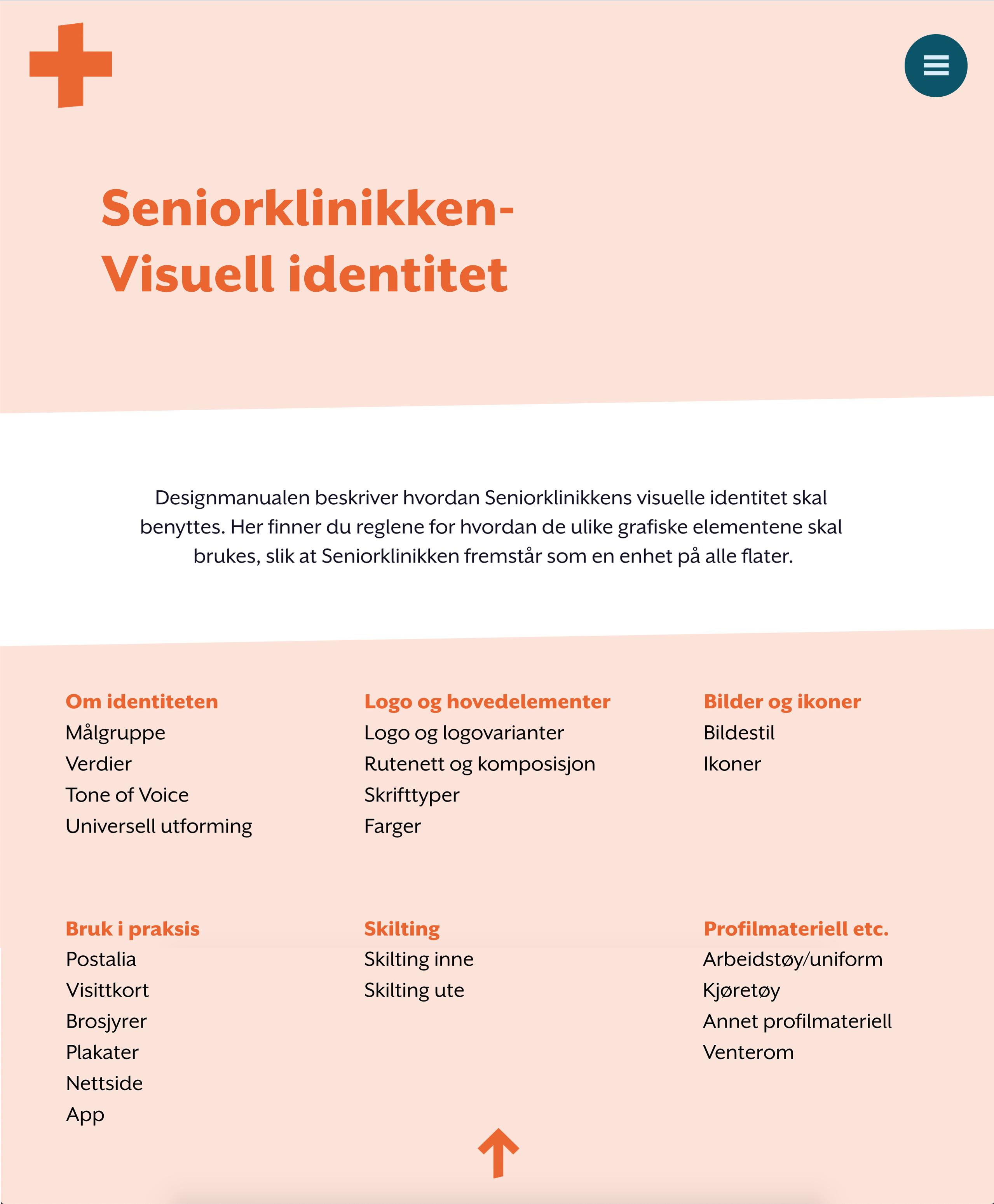 Westerdals Institutt for Kommunikasjon og Design - Seniorklinikken