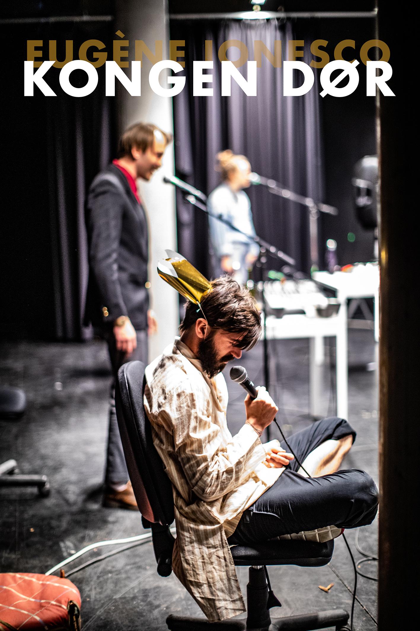 Institutt for Scenekunst,  Musikk og studio - Kongen Dør