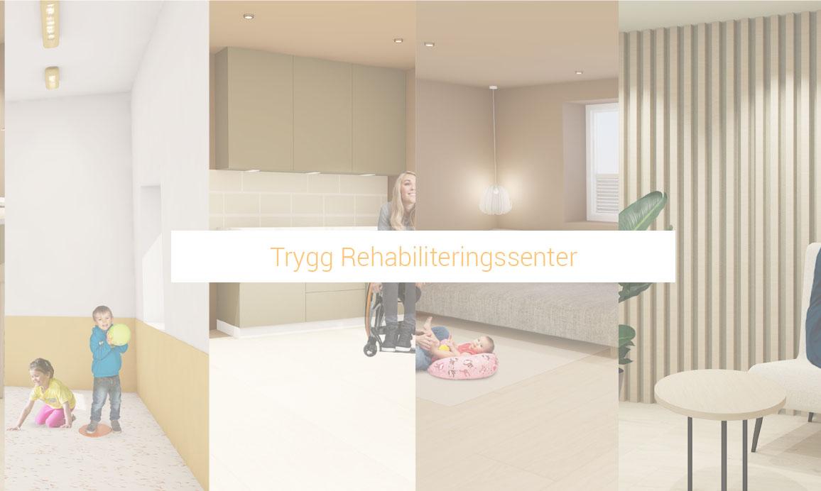 Westerdals Institutt for Kommunikasjon og Design - Trygg Rehabiliteringssenter