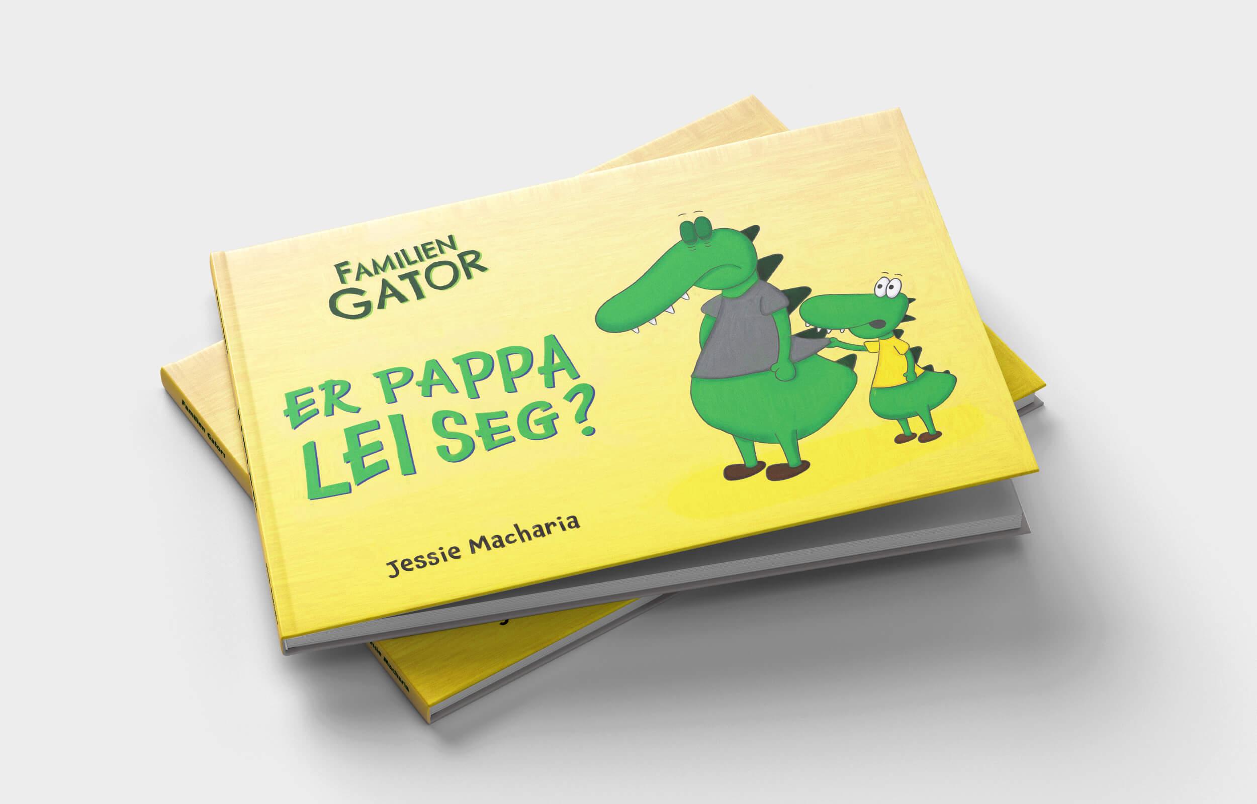 Westerdals Institutt for Kommunikasjon og Design - Familien Gator - Er Pappa Lei Seg?