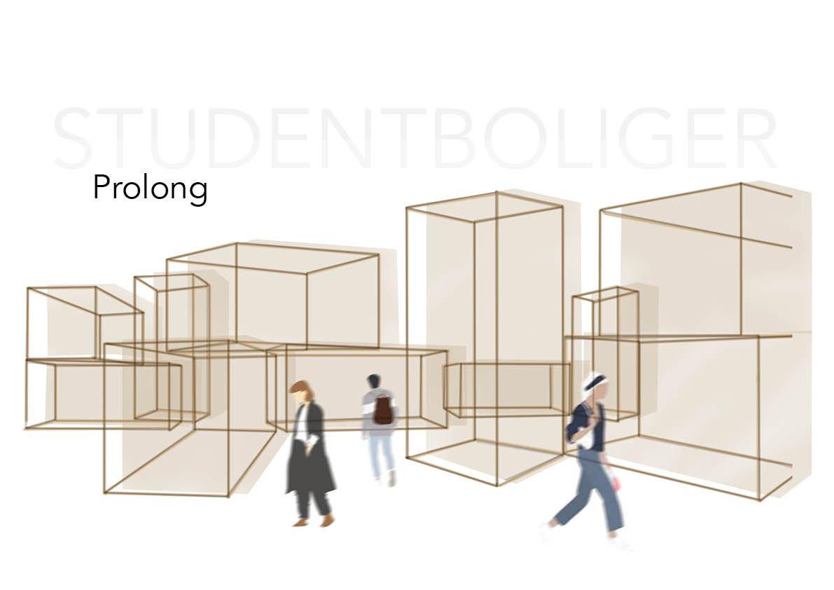 Westerdals Institutt for Kommunikasjon og Design - Prolong- Studentboliger