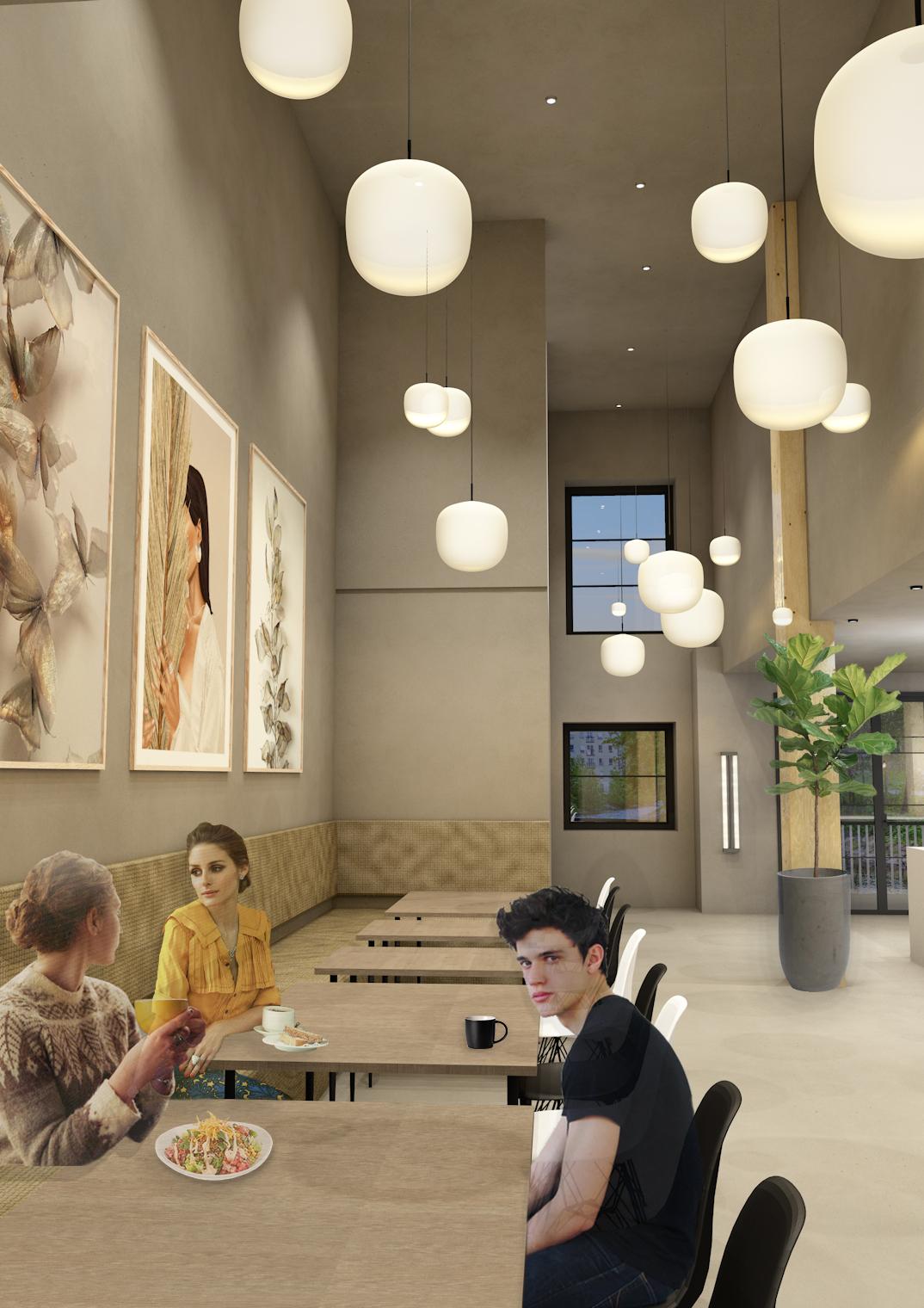 Westerdals Institutt for Kommunikasjon og Design - CK30: Bærekraftige boliger i urbane miljøer.