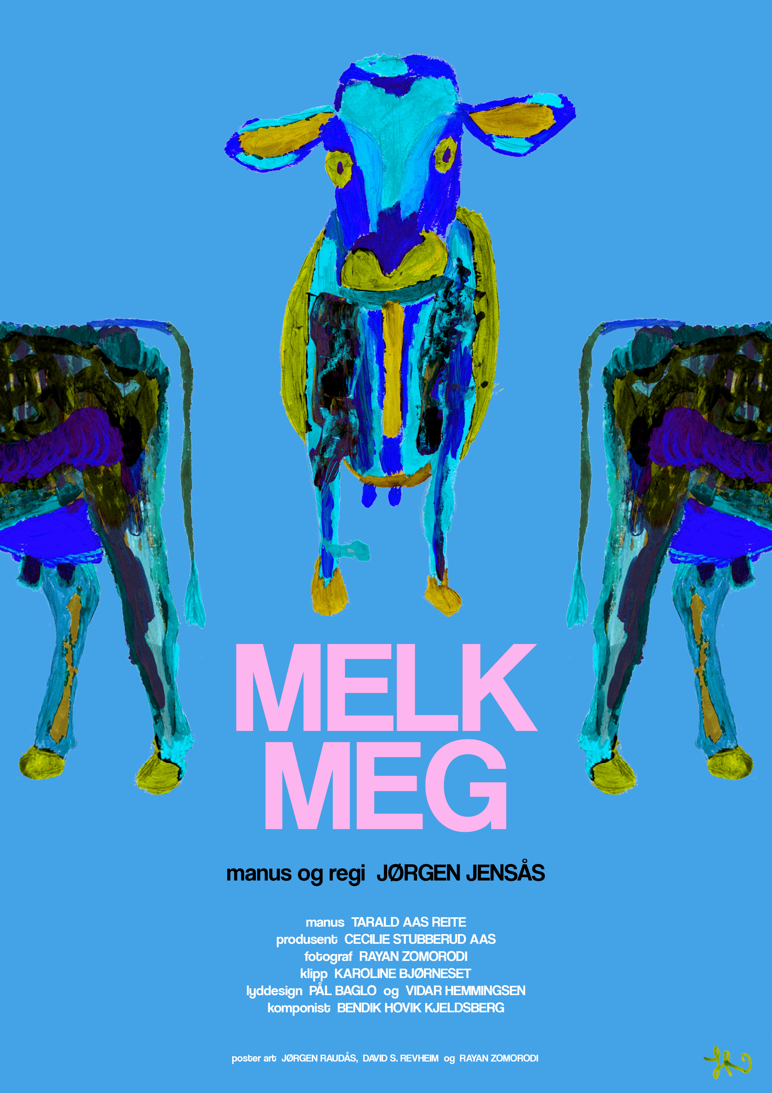 Westerdals Institutt for Film og Medier - Melk Meg