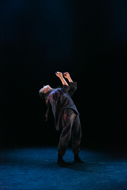 Norges Dansehøyskole - Avgangsforestilling solo