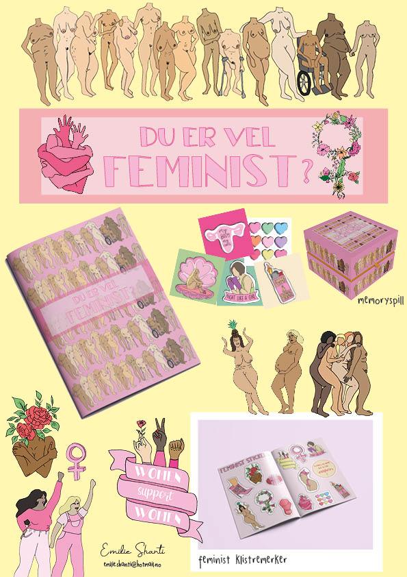 Westerdals Institutt for Kommunikasjon og Design - Du er vel feminist?