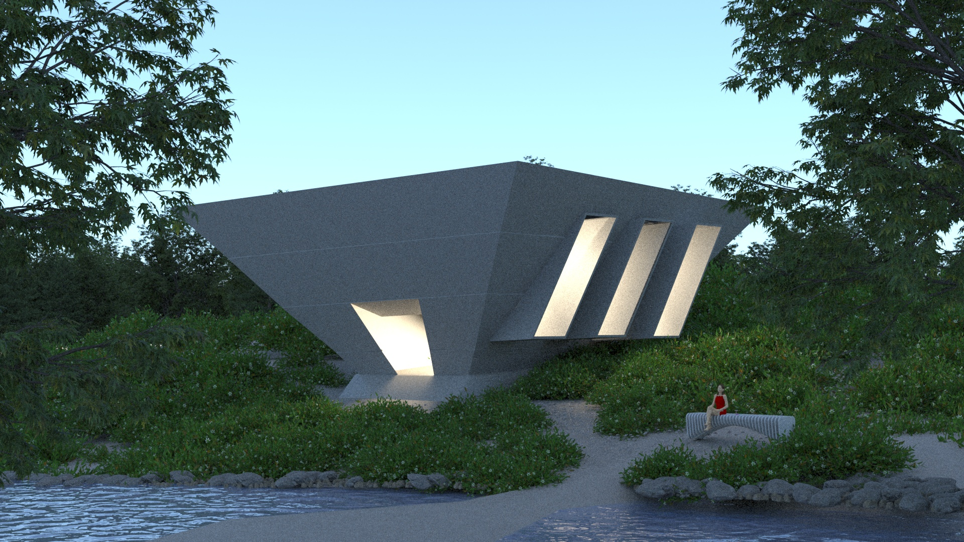 Westerdals Institutt for Film og Medier - 3D Design (Gabriel Westby)