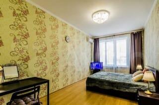 1-к квартира, 58 м², 6/17 эт.