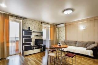 Квартира-студия, 44.4 м², 16/25 эт.