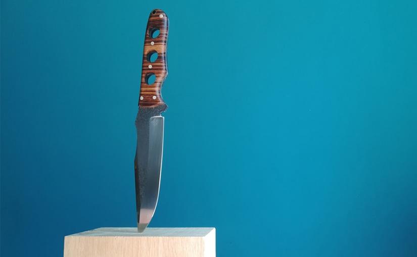 Podstawy budowy noża – najważniejsze elementy konstrukcyjne