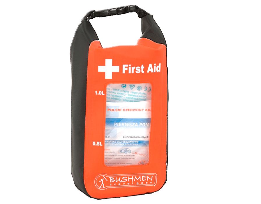 Apteczka firmy Bushmen - First Aid