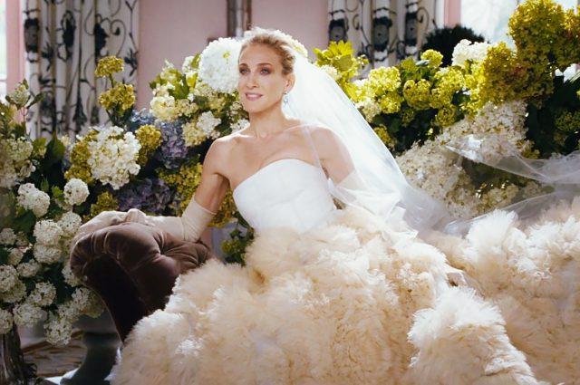Лучшие свадебные платья от Vera Wang. PEOPLETALK