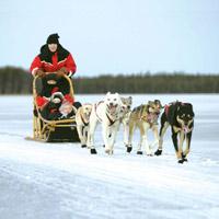 6 Fun things to do in Lapland - Santa's Lapland