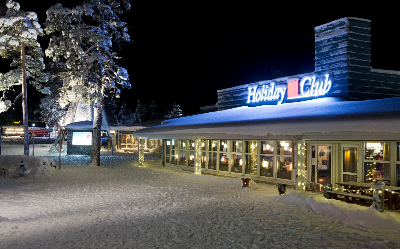 Hotel Holiday Club - Entrance