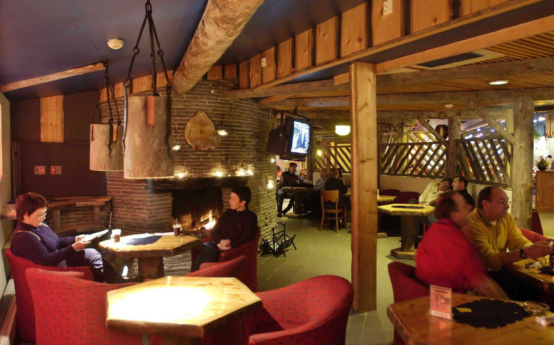 Hotel Holiday Club - Bar