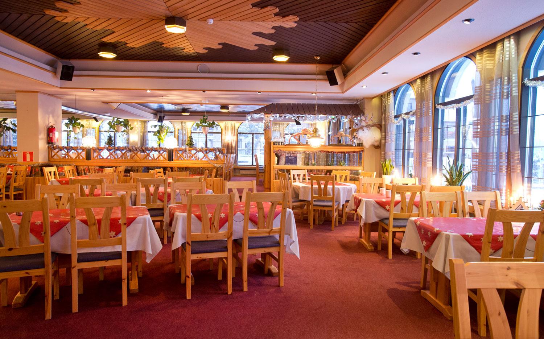 Hotel Riekonlinna - Restaurant