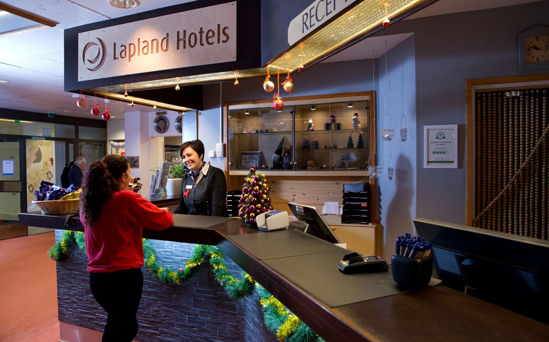 Hotel Riekonlinna - Reception