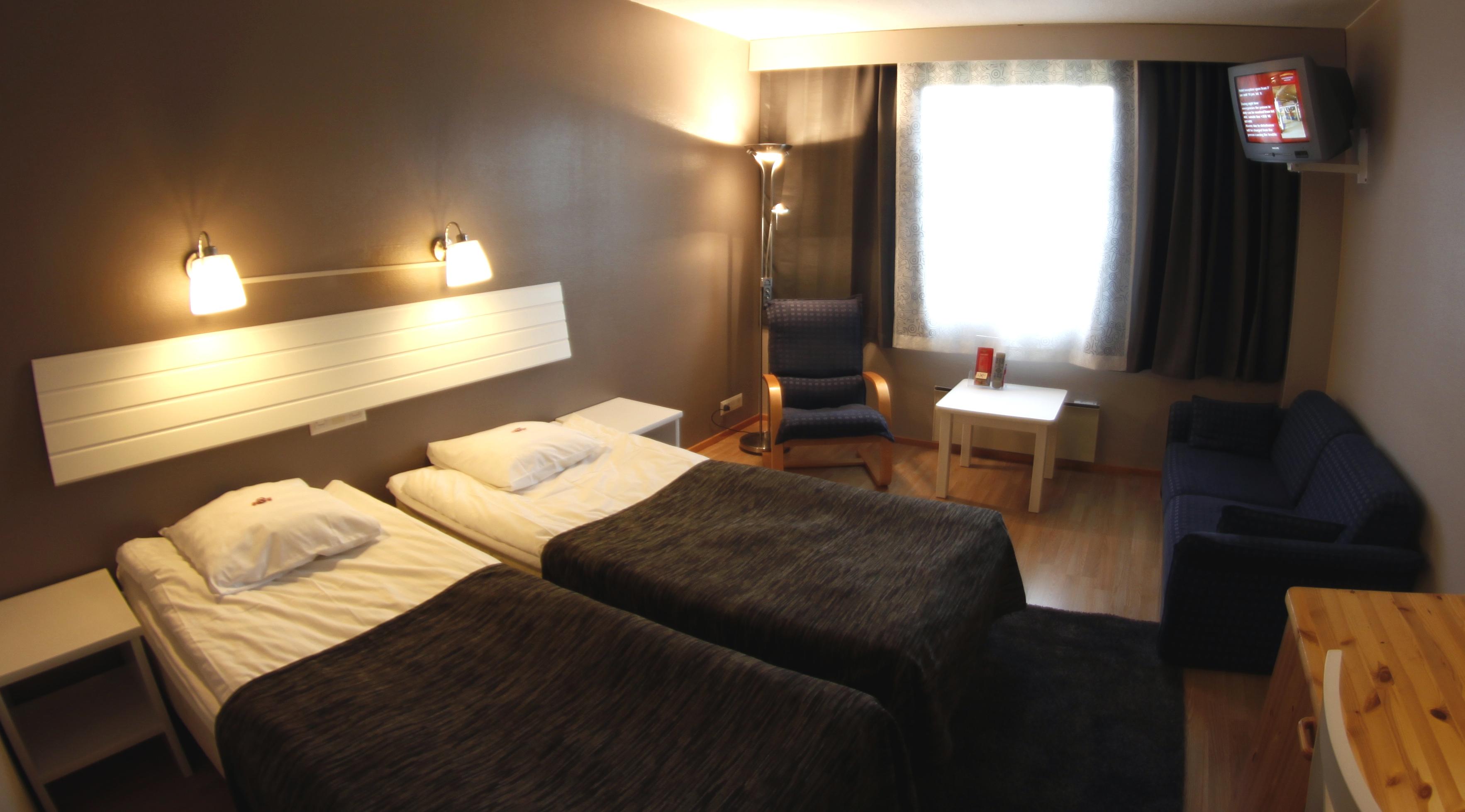 Tunturi Standard room.jpg