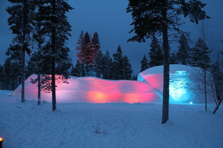 Igloo Facts - 7 Interesting Facts About Igloos | Santa's Lapland