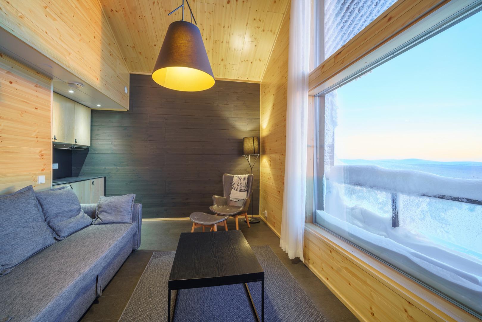 Star Arctic Hotel - Type C Suite with Sauna