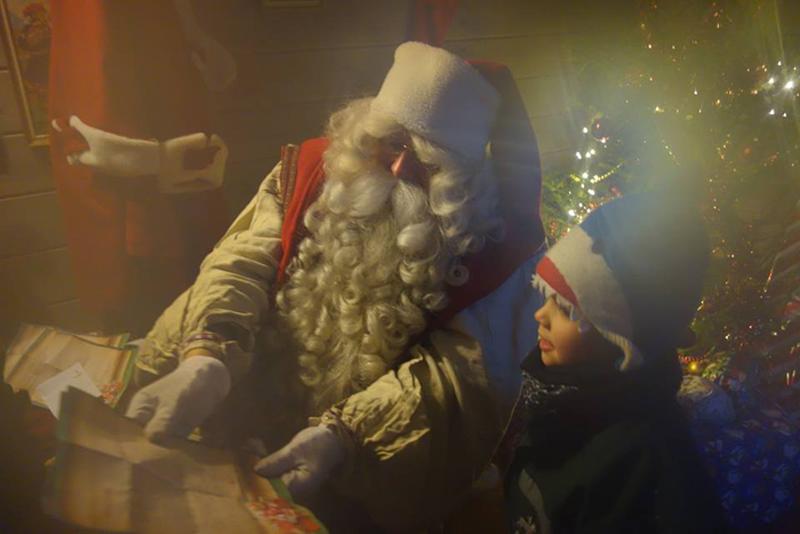 Santa's Grotto, Santa's Lapland
