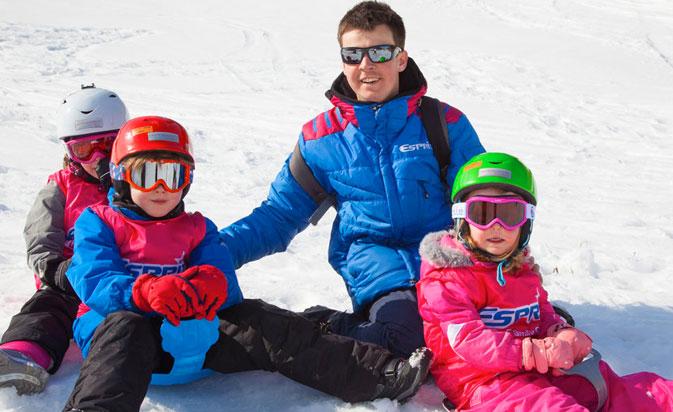 Children's Rep - Snow Ranger