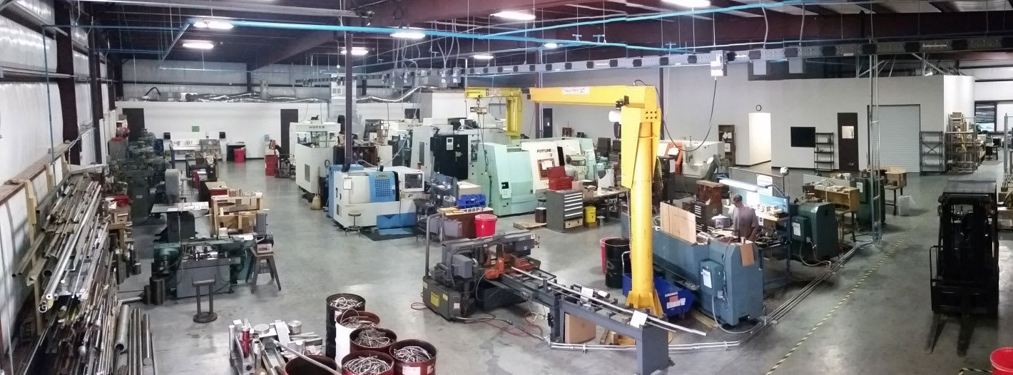 KSWC machine shop