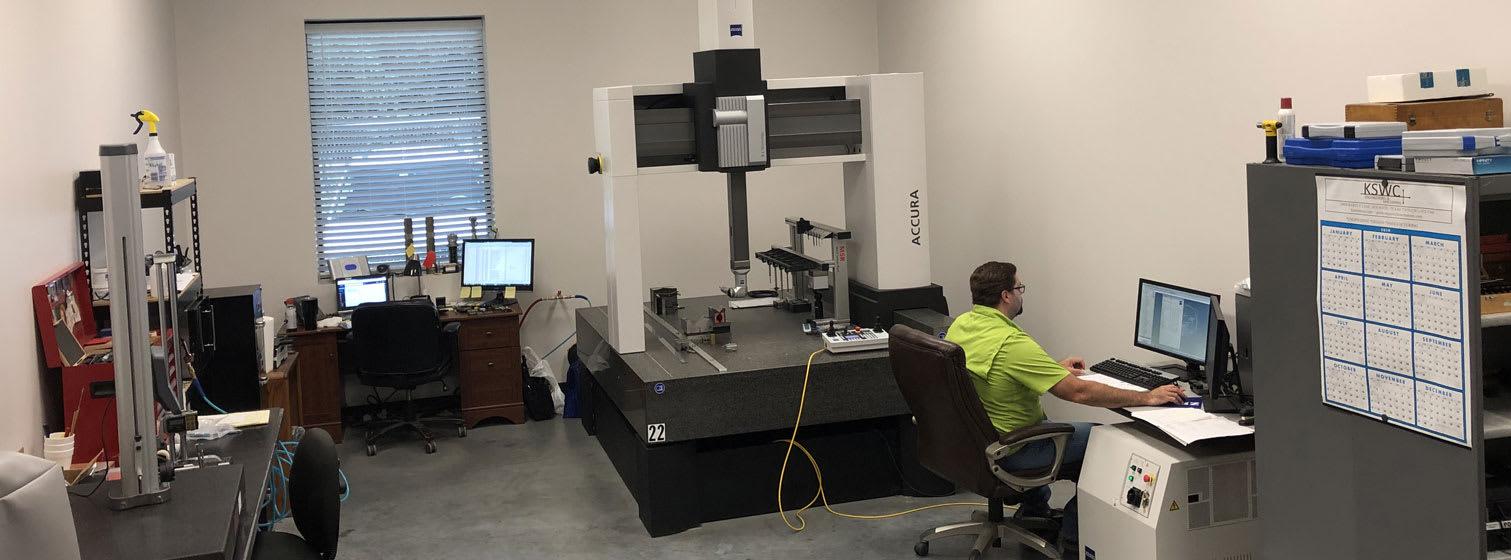 KSWC test lab