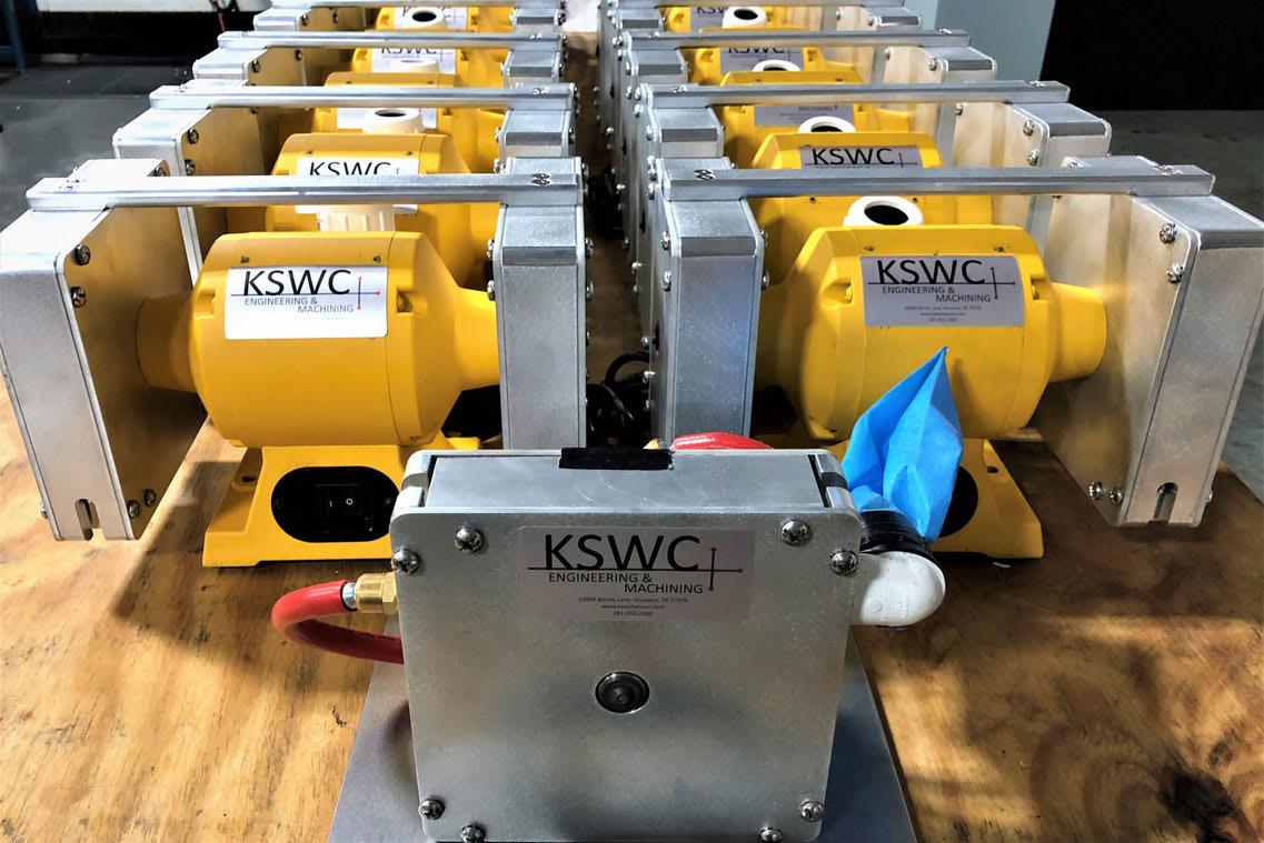 KSWC Wireline Stripper