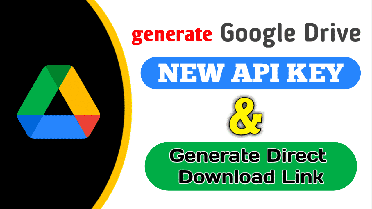 Google Drive Direct Link Generator | How To Generate Google Drive Direct Link ?