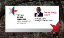 Visit Texas Farm Bureau Insurance – Decius Tasby, Agent