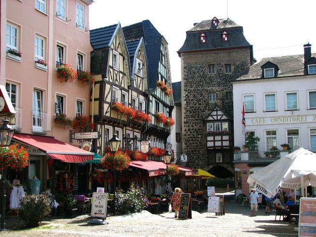 Nádherné město Linz